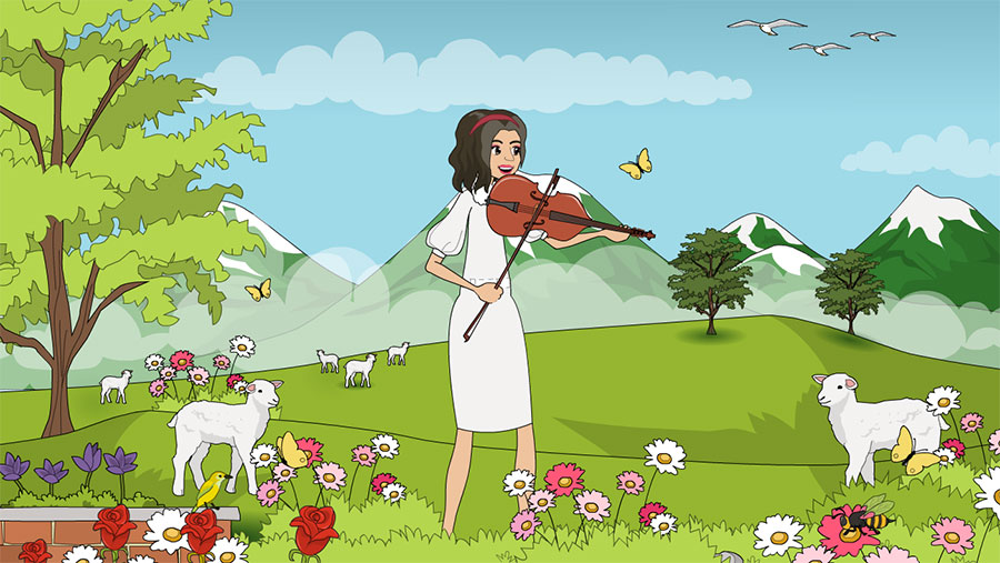 Listening elementary - Lesson 75: More music