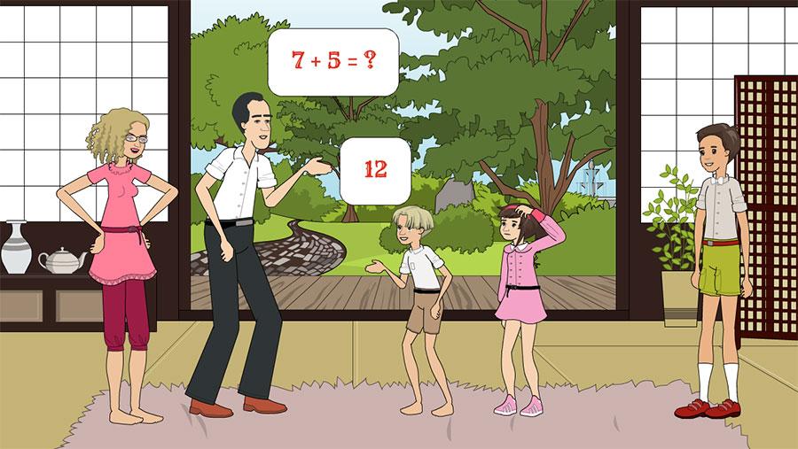 Listening elementary - Lesson 78: Why Do I Like Mathematics?